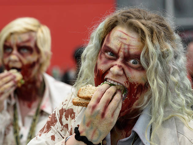 The best photos from New York Comic Con 2014 Day 2