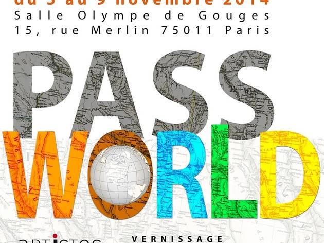 Exposition Passworld, Paris (75)