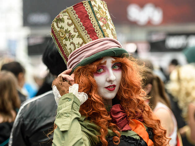 The best photos from New York Comic 2014 Con Day 3