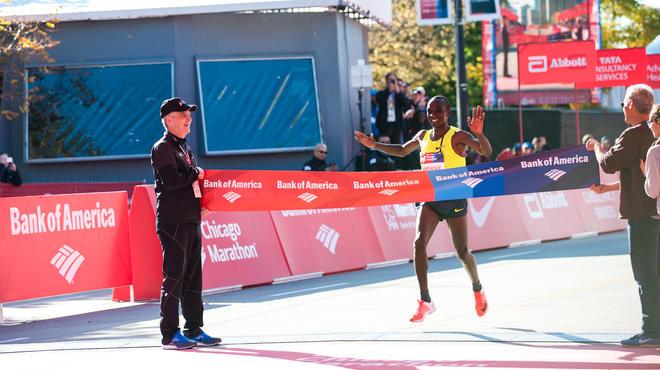 Photos: Chicago Marathon