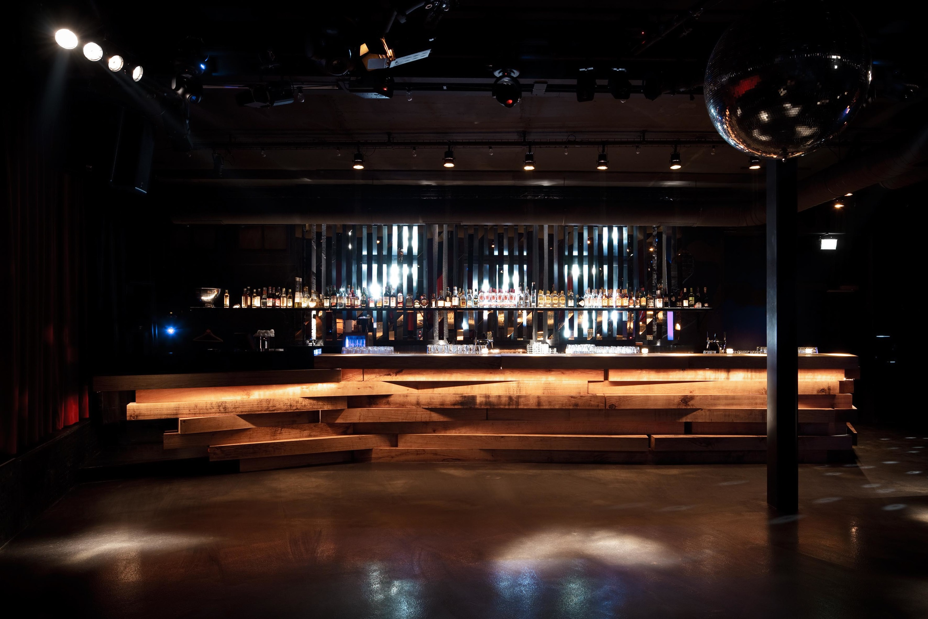 Exil is a club and concert venue in Zurich