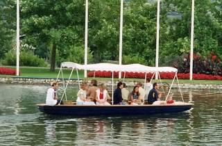 Barca ecológica