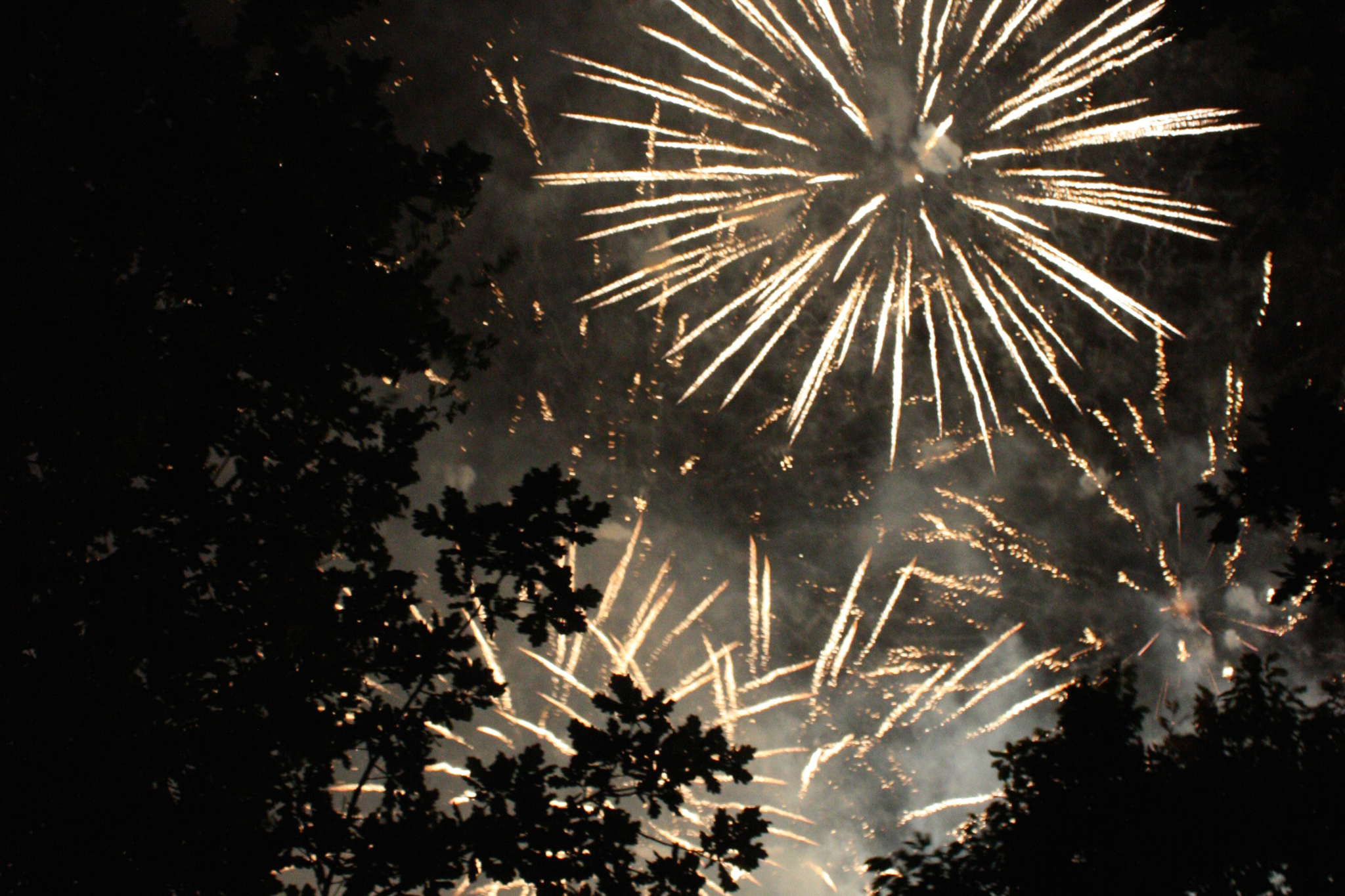 Hackney Firework Pyromusical