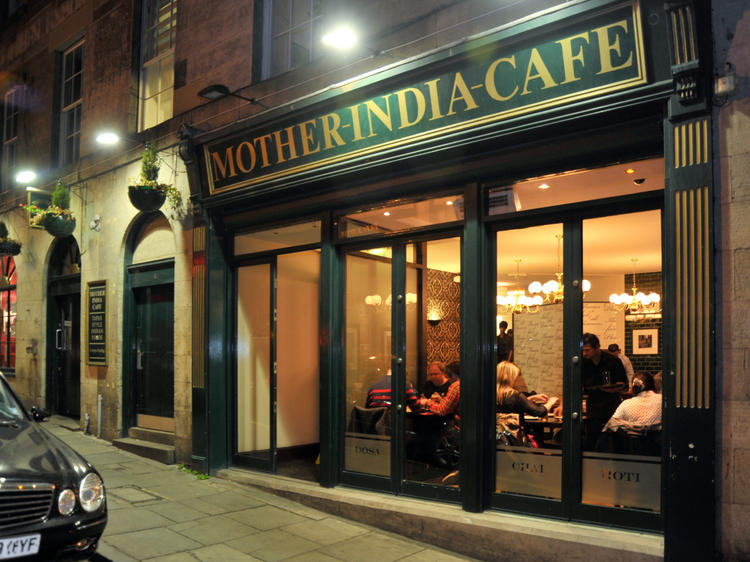 Mother India's Cafe