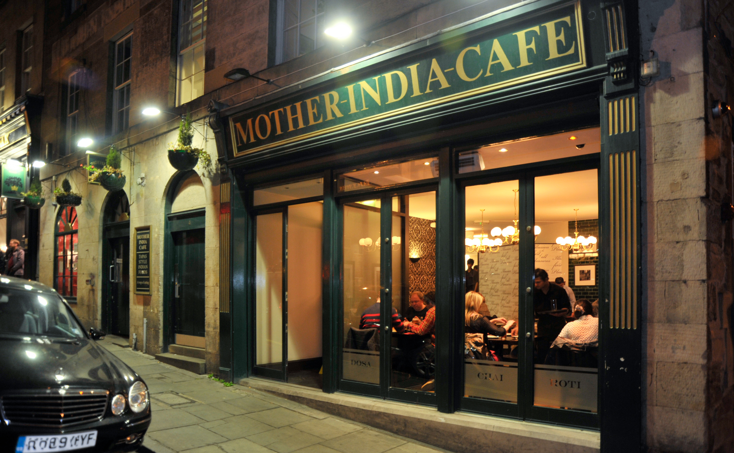 Mother India 39 S Cafe