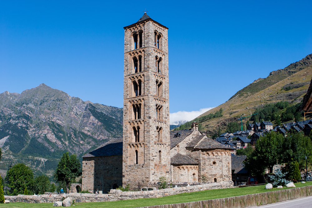 Sant Climent de Taüll (Lleida, Spain)