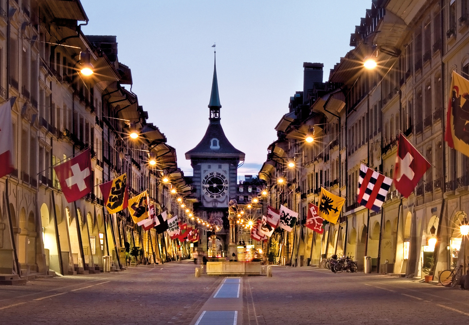 3. Wander the streets of Bern's Old Town