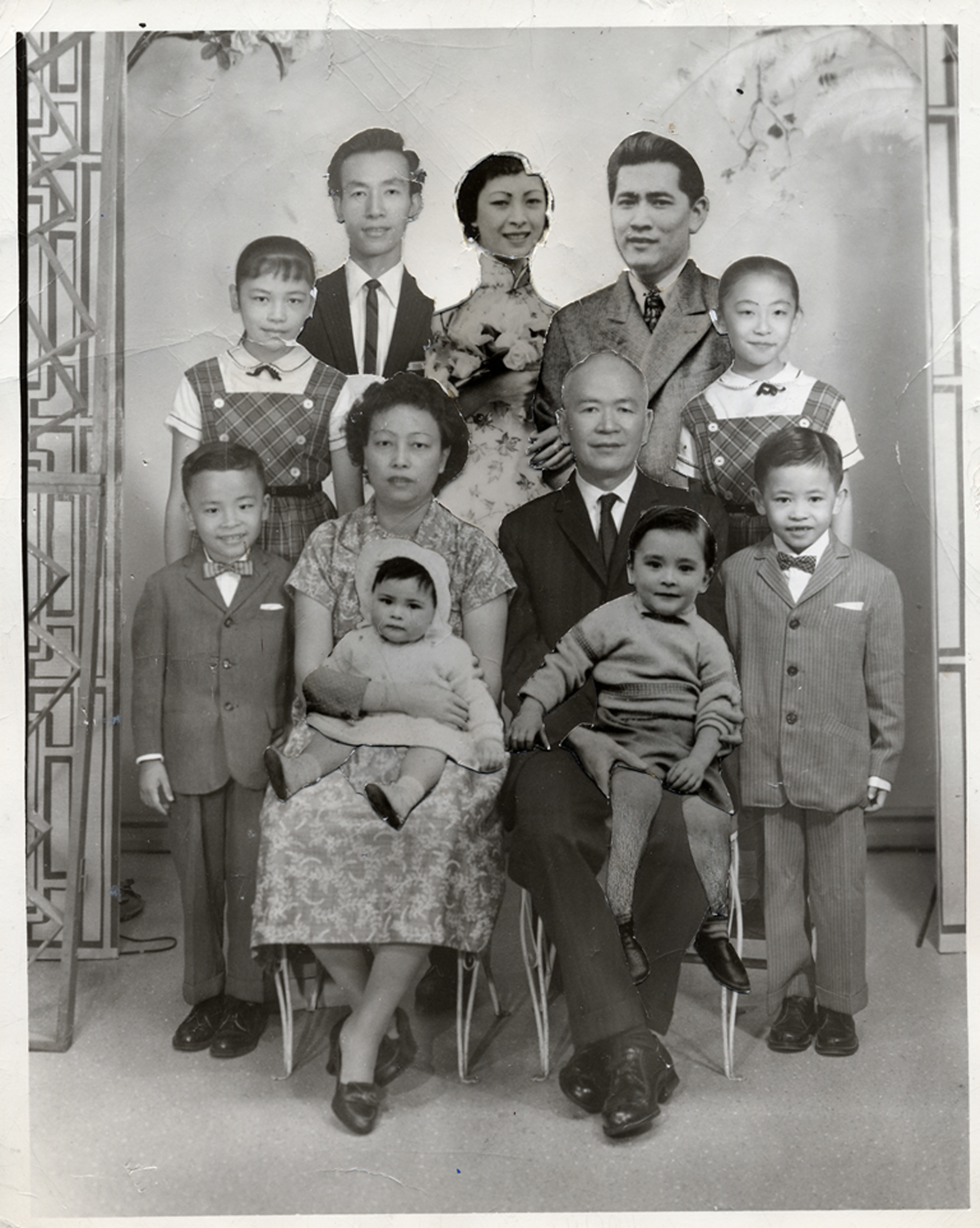 """Chinese American: Exclusion/Inclusion"""