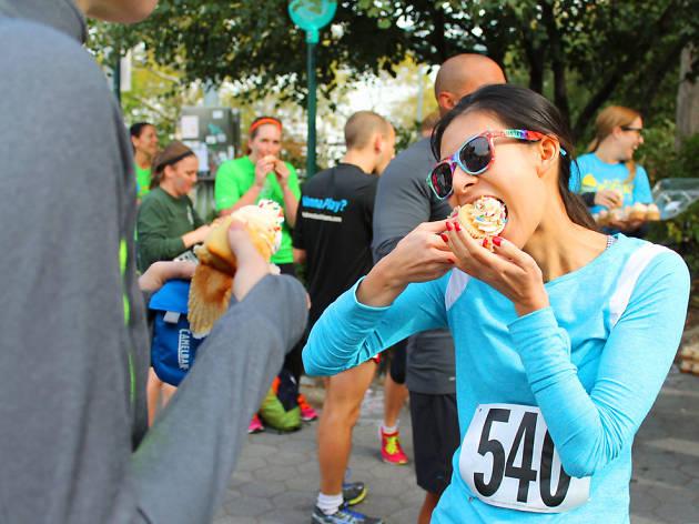 NYC Cupcake Run