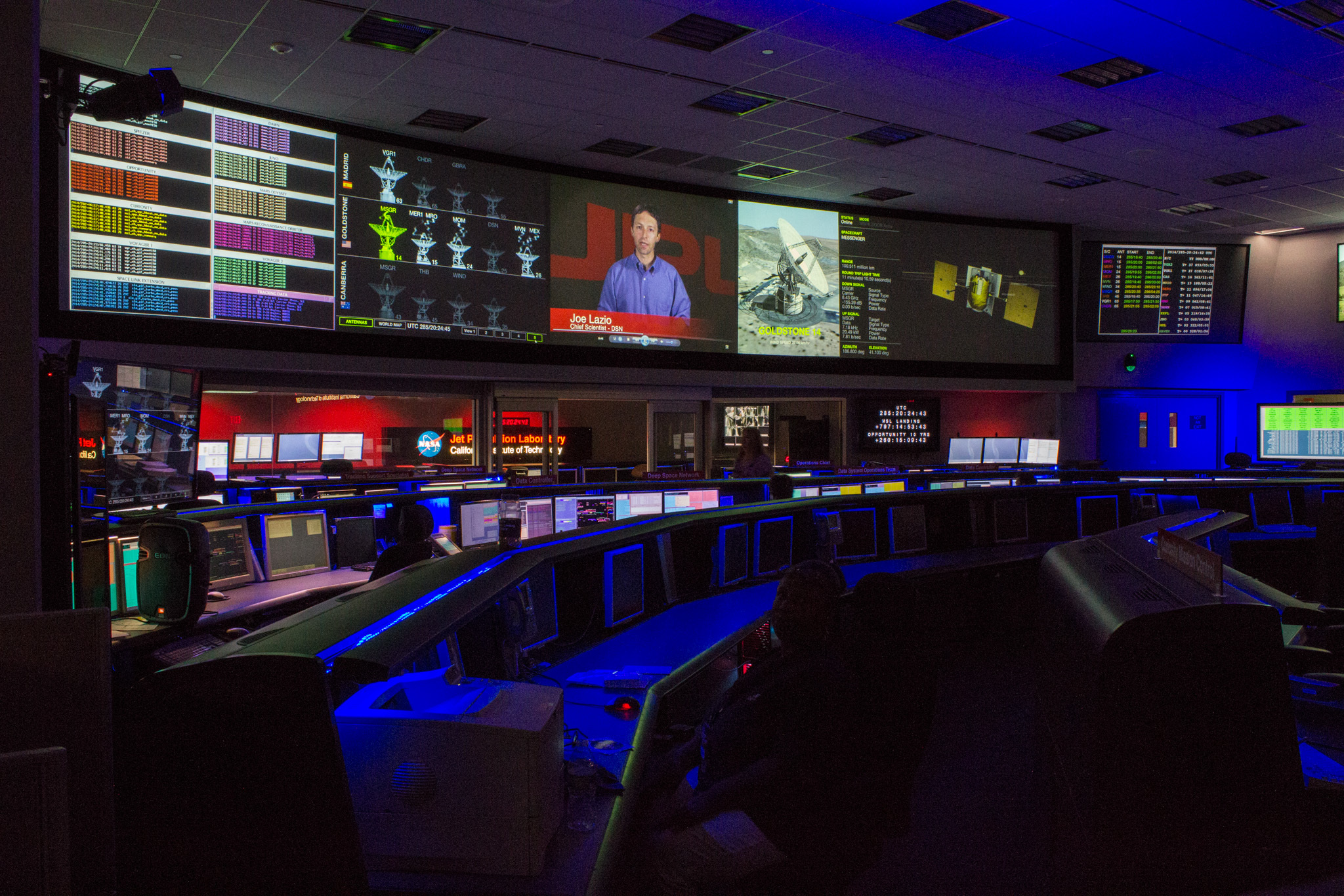 JPL Open House 2014.