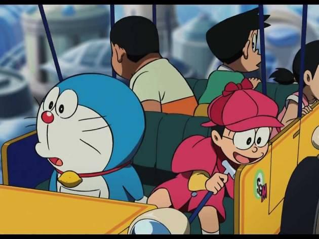 Doraemon i Nobita Holmes