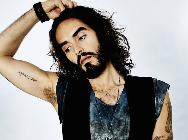 Russell Brand – The Trews