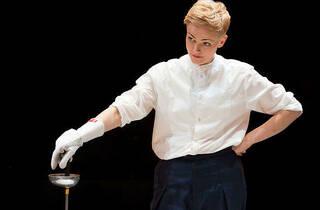Maxine Peak as Hamlet