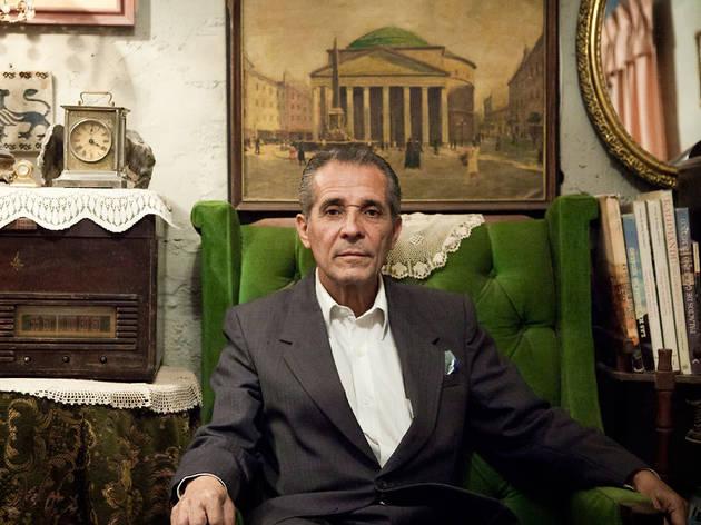 Rubén Ochoa, fundador de Privada Verde