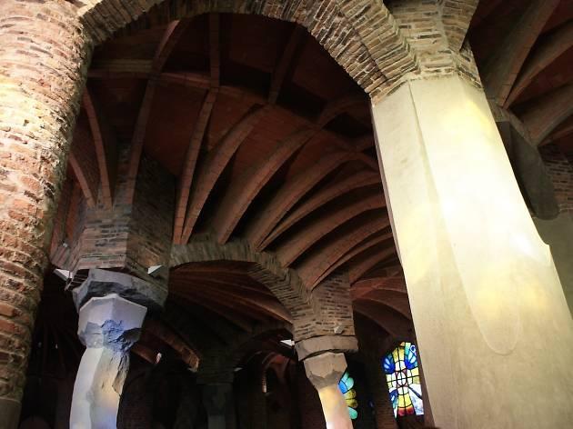 Cripta de la Colònia Güell