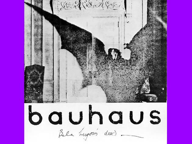 """18. """"Bela Lugosi's Dead"""" by Bauhaus"""
