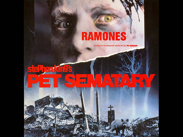 """Pet Sematary"" by the Ramones"