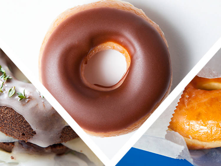 The best donut shops in Los Angeles