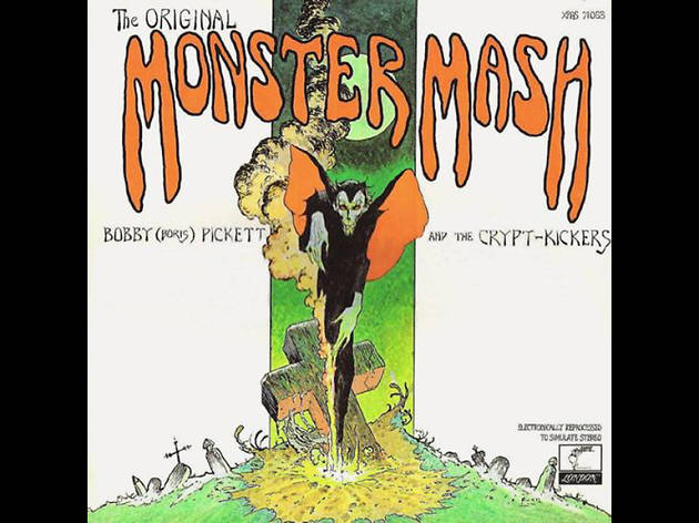 """Monster Mash"" by Bobby ""Boris"" Pickett"