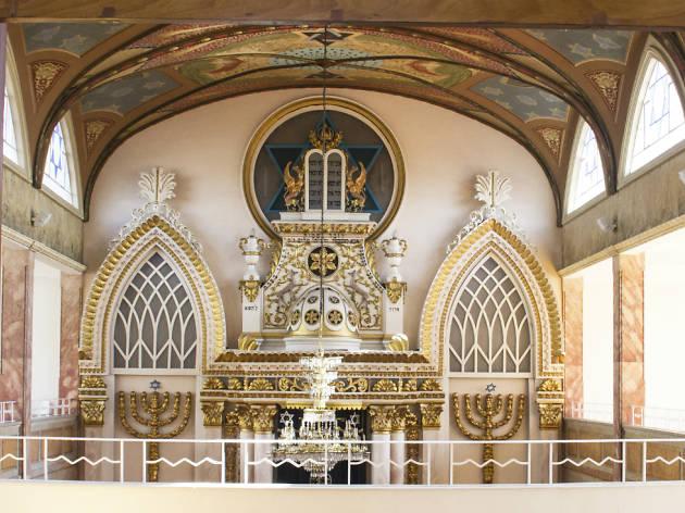 Sinagoga Histórica Justo Sierra