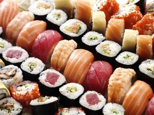 D Fenix Sushi