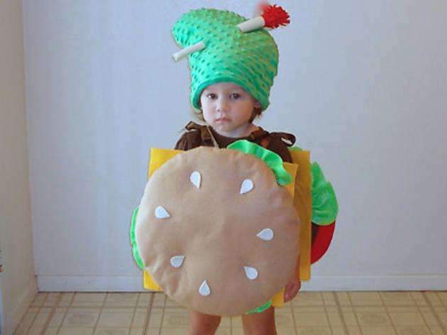Navy Pier Halloween Costume Contest