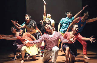 Short+Sweet Malaysia 2014 Theatre