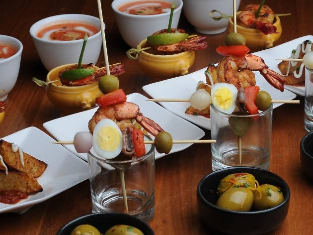 The Many Flavours of Spain