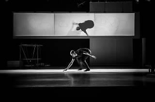 Escena Poblenou 2014: La línea del pensamiento. La realidad trazada por el cuerpo
