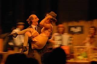 Escena Poblenou 2014: Circus Klezmer