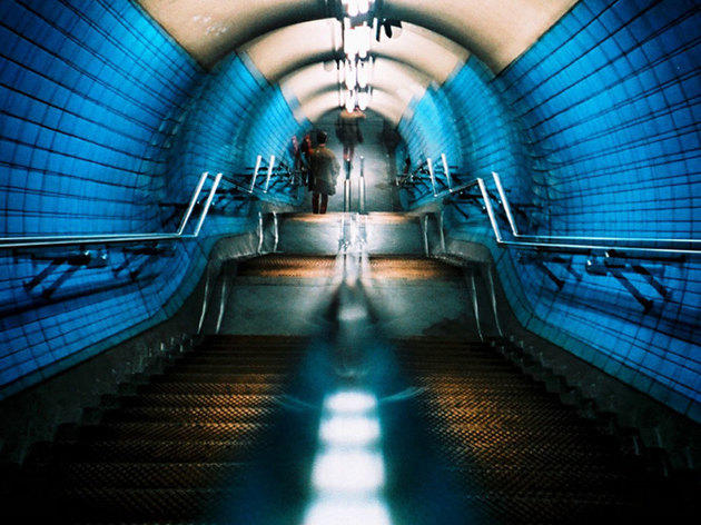 41 beautiful photos of the London Underground