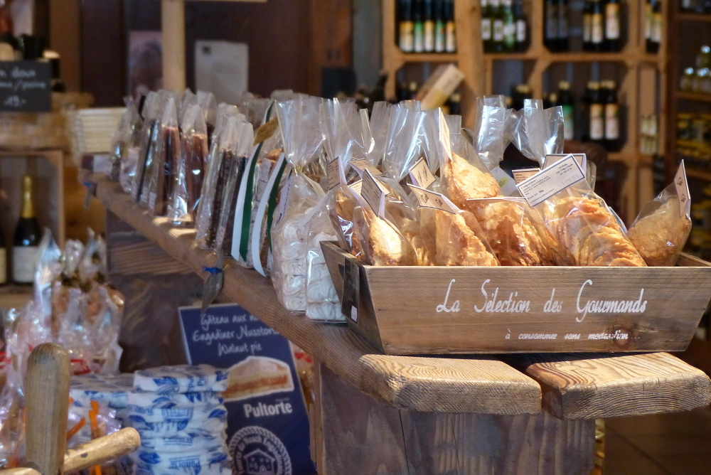 La Ferme Vaudoise, Lausanne shop, Time Out Switzerland