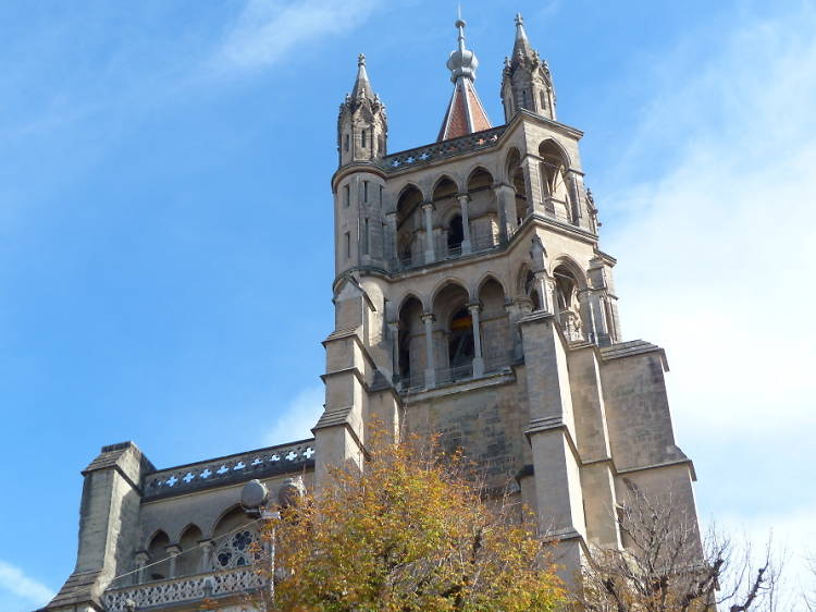 Lausanne attractions