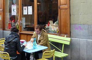 Café de l'Hôtel de Ville, Lausanne cafe, Time Out Switzerland