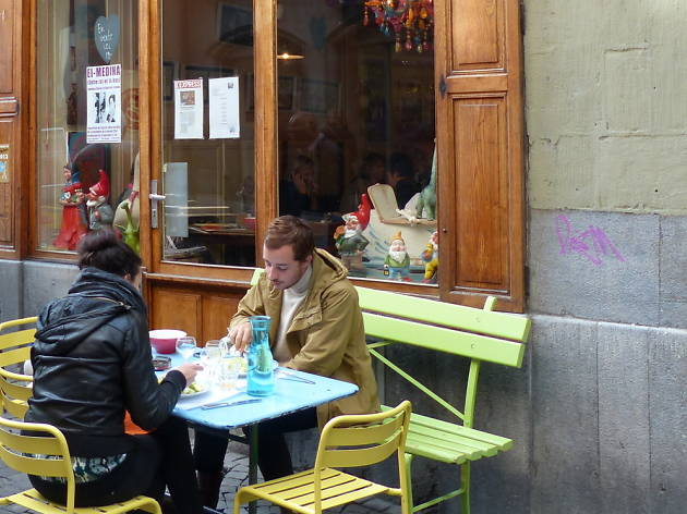 The best cafés in Lausanne