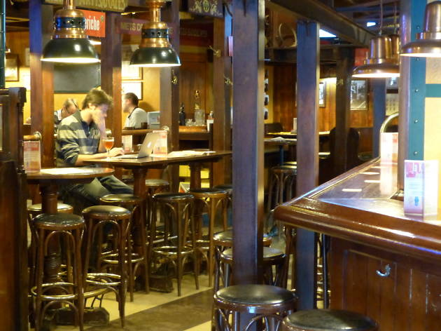 Les Brasseurs, Lausanne bar, Time Out Switzerland