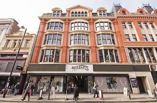 Afflecks, Manchester, Front
