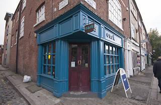 Cask, Manchester, Door