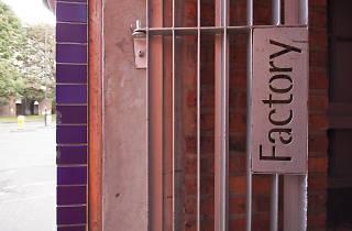 Factory 251, Manchester, Door