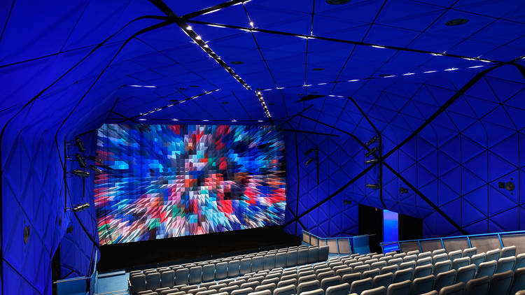 50 free events, Museum of the Moving Image