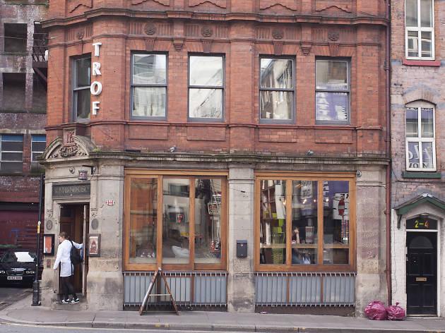 Trof, Northern Quarter, Manchester, Exterior