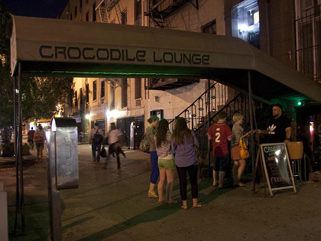 The Crocodile Lounge
