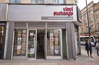 Vinyl Exchange, Manchester, Exterior