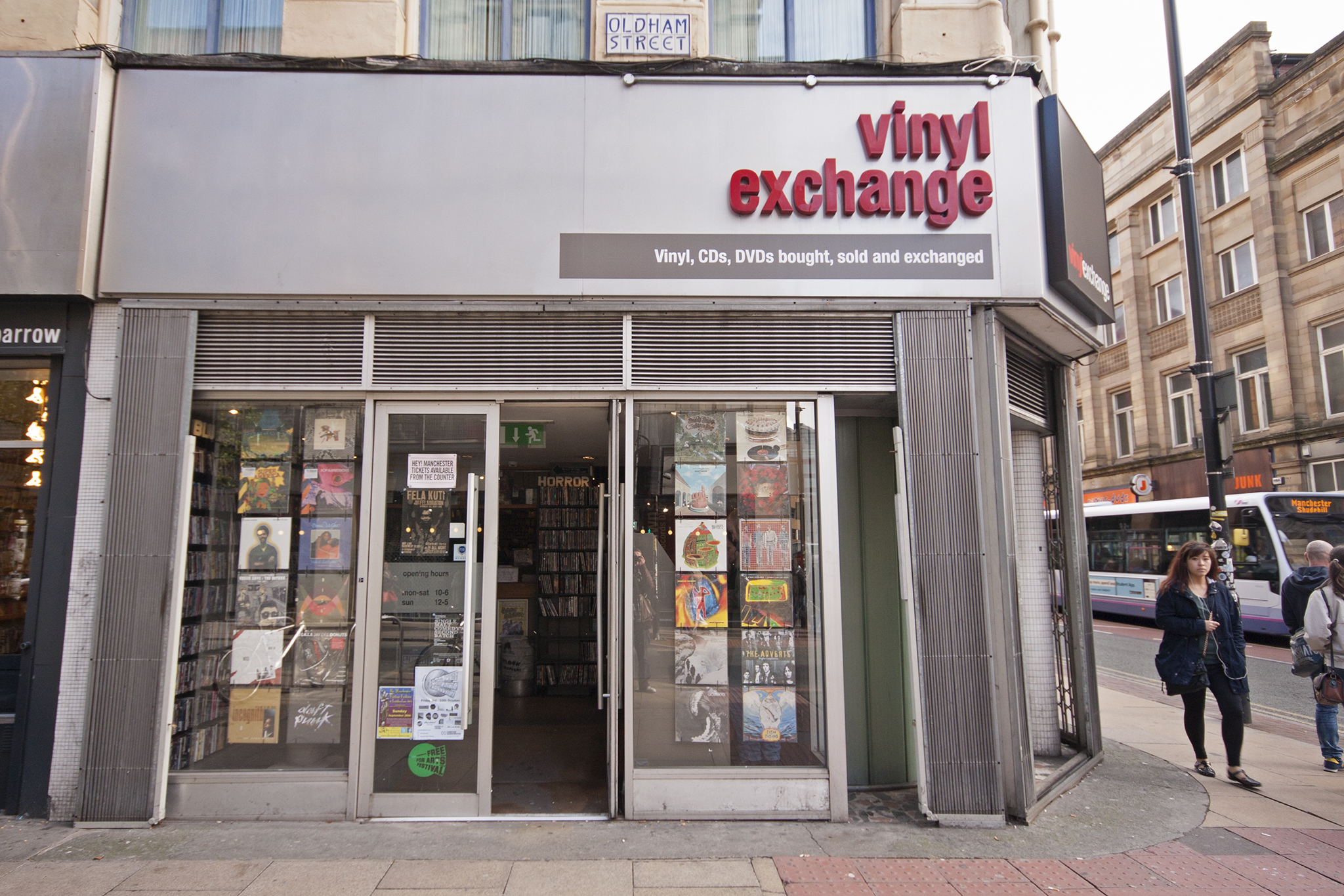 Vinyl Exchange on what's hot for Record Store Day