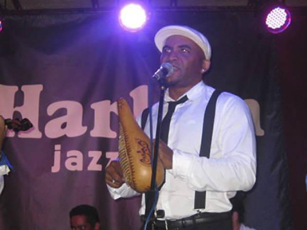 46 Voll-Damm Festival Internacional de Jazz de Barcelona: Raya Cuza i Orquesta Sazonando amb Carlos Caro