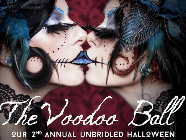 The Voodoo Ball at Untitled