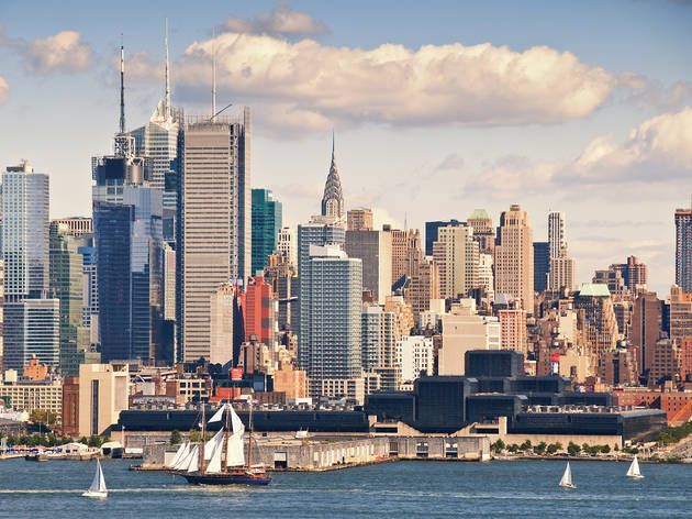 New York City is back on top—as the world's most expensive city to live in