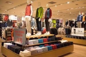 Best new store for men and women: Uniqlo