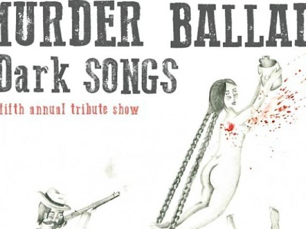 The New LA Folk Fest Presents Murder Ballads & Dark Songs