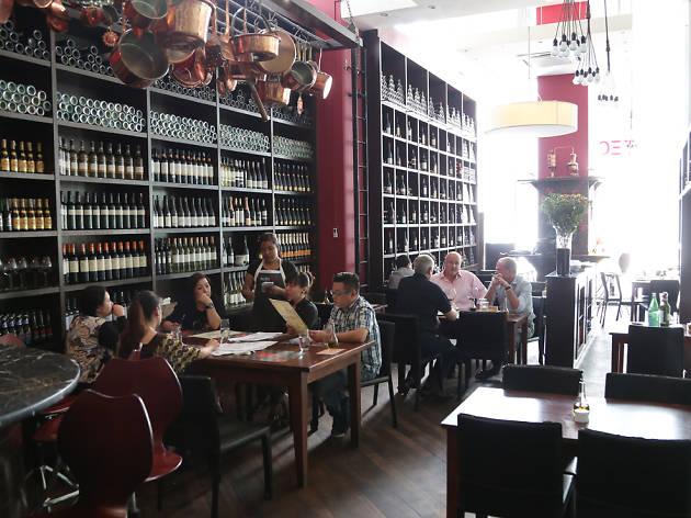 Wine Tasting at Neroteca